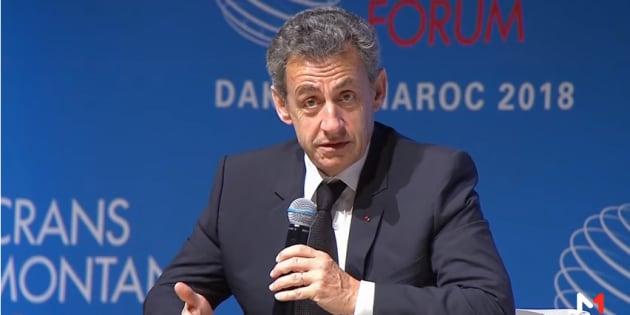 Nicolas Sarkozy réclame un plan Marshall européen pour l'Afrique