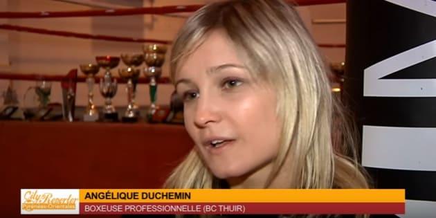 La boxeuse Angélique Duchemin est morte ce mardi 29 août, à l'âge de 26 ans.