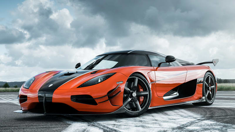 Koenigsegg Agera Xs Is Bold Bonkers And Coming To Monterey