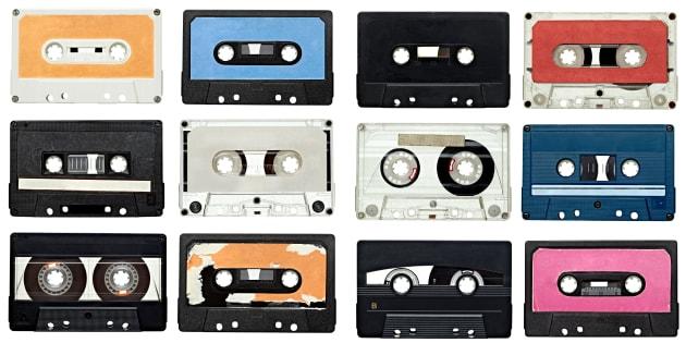 Le retour des cassettes audio.