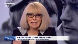 Mireille Darc: