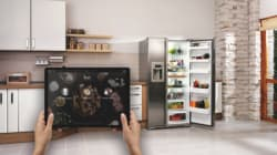 The Future Kitchen: A Fridge That Helps You Plan Your