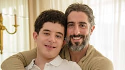 'Nunca desistam deles': O recado inspirador de Marcos Mion para pais de filhos