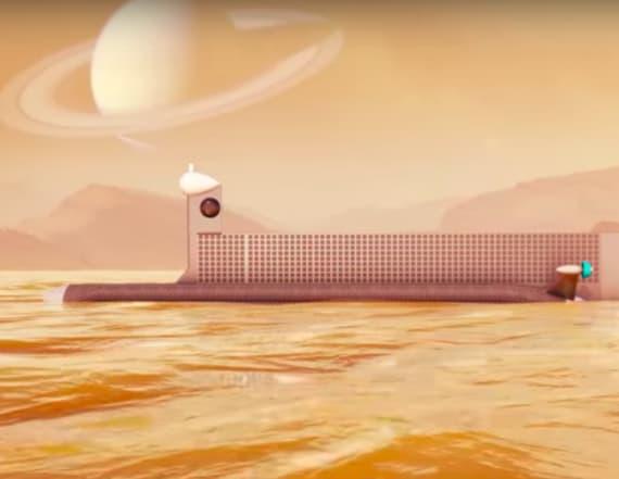 NASA to send submarine to explore Saturn's moon