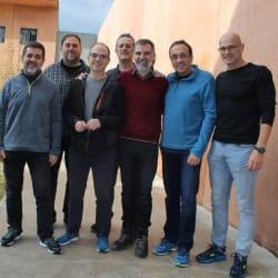 Los presos independentistas: