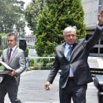Andrés Manuel López Obrador ya es presidente electo y no faltaron los