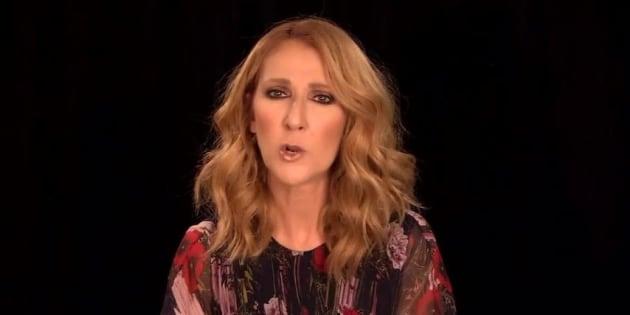Céline Dion, porte-parole de la lutte contre la radicalisation des jeunes.