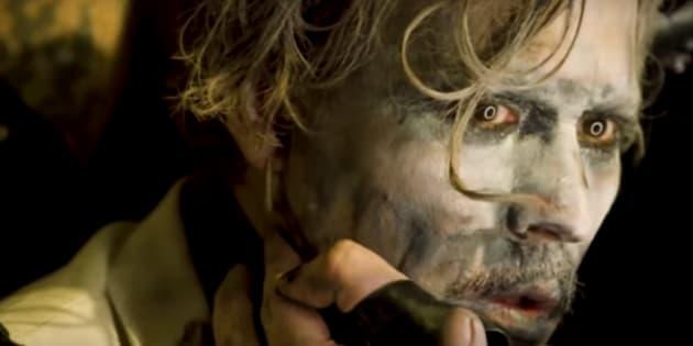 """Johnny Depp est au cœur de la vidéo de """"Say10"""""""