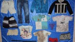Pantalones, zapatos, playeras: las fotos de ropa hallada en fosas clandestinas en