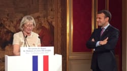 A l'Elysée depuis Pompidou, Evelyne Richard, personnage clé de la présidence, tire sa