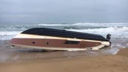 Le bateau du PDG de Quiksilver retrouvé échoué dans les Landes, des recherches en