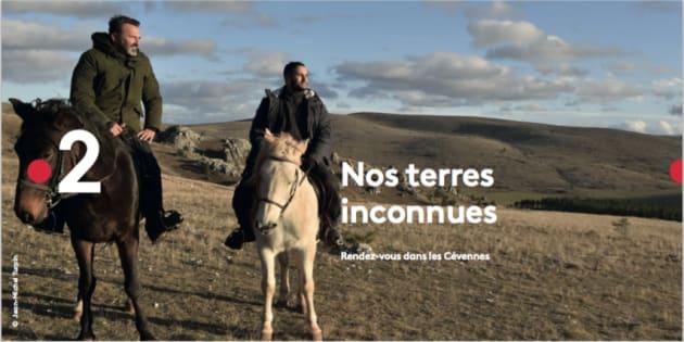 """Frédéric Lopez emmène à partir du 10 avril les célébrités dans les """"terres inconnues"""" françaises. Le premier invité, est l'humoriste français Malik Bentalha."""