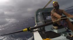 Amputé d'une jambe, cet ex-soldat britannique bat un record en traversant l'Atlantique à la