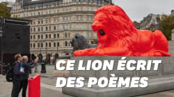 La Fontaine aurait aimé ce lion poète à
