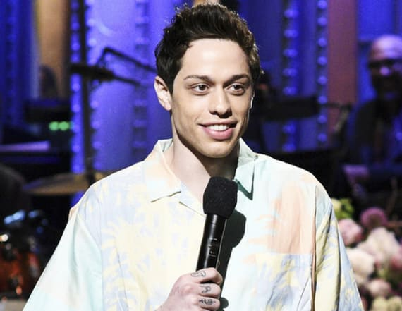 Why Pete Davidson missed the 'SNL' premiere