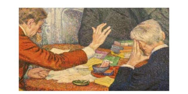 Quand un tableau se met à parler