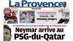 La Une de La Provence sur le PSG-du-Qatar ne plaît pas à tout le