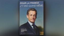 Les artistes derrière le faux tract de Sarkozy expliquent (un peu) leur