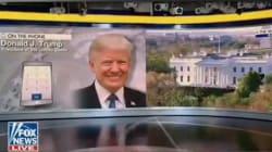 Trump n'a visiblement pas mal pris le discours offensif de Macron au