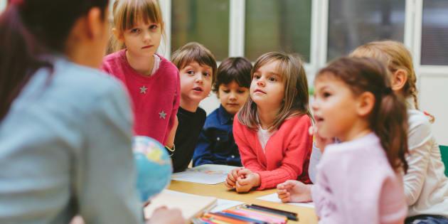 Moi enseignante, je voterai Macron pour défendre l'école publique contre la menace Le Pen.