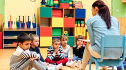 Early Childhood Educators Walk Off The Job Over