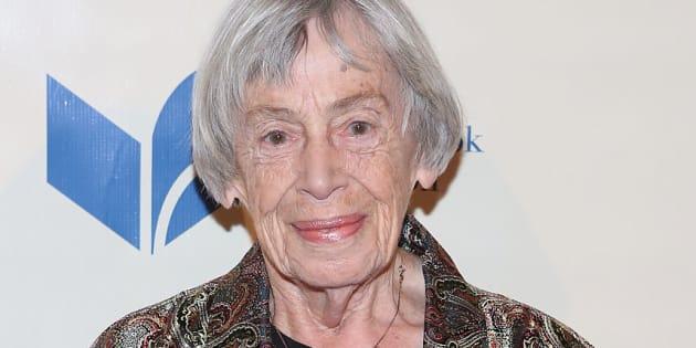 Ursula K. Le Guin en 2014.