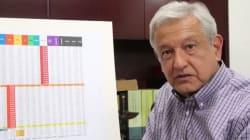 Andrés Manuel López Obrador acusa fraude de Estado en