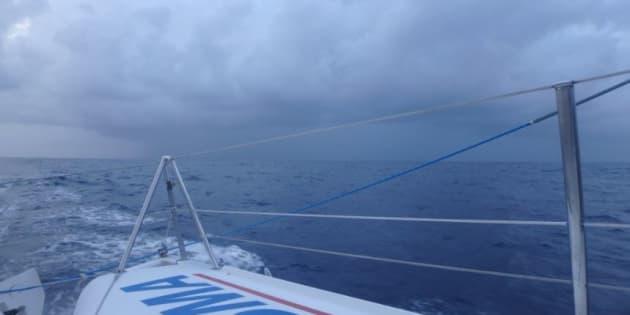 """Qu'est-ce-que le """"Pot au noir"""", où s'apprêtent à naviguer les skippers du Vendée Globe?"""