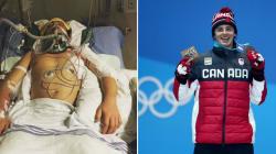 11 mesi fa questo snowboarder lottava tra la vita e la morte. Oggi è salito sul podio di