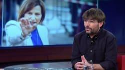 La contundente petición de Jordi Évole tras darle Forcadell un carácter