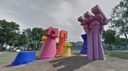A 50 años de la Ruta de la Amistad, qué ha sido de las esculturas que la