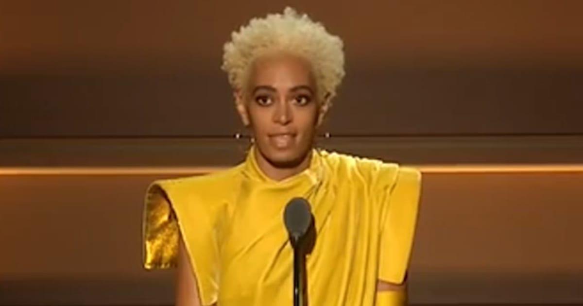 Le discours inspirant de Solange Knowles sur la réussite et sur la peur