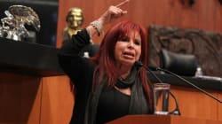 #LadyFacturas, la senadora que facturó al Senado desde muñecas hasta tintes de