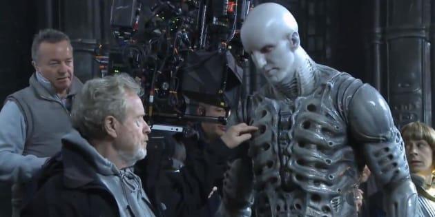 Alien Covenant: Ridley Scott est convaincu que les extraterrestres existent