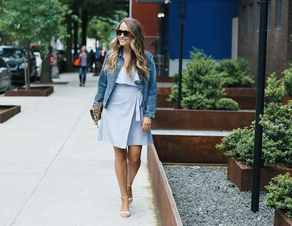 Street style tip of the day: Summer dress under $100