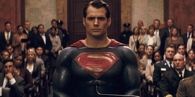 Reverra-t-on Henry Cavill en Superman au cinéma?