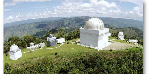 Novo telescópio vai funcionar no Observatório Picos dos Dias, em Minas Gerais.