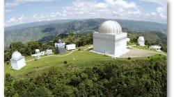 Minas Gerais ganha telescópio russo para prevenir colisões de objetos com a