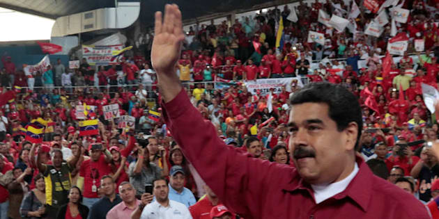 Nicolás Maduro está no comando do país desde 2013.