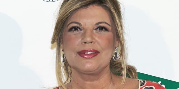 Terelu Campos, en una fiesta el 4 de julio de 2017 en Madrid.