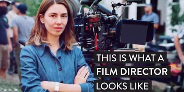 Sofia Coppola is one of the filmmakers Rossini has used in the project.