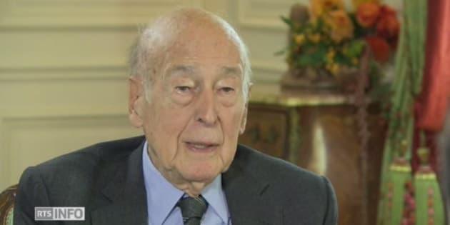 Valéry Giscard d'Estaing loue