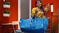 Ikea se moque à son tour de Balenciaga et de son sac à 1695