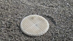 Il giallo dei dischetti di plastica trovati sulle spiagge del litorale