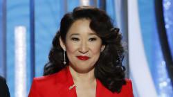 Golden Globes 2019: le discours inspirant de Sandra