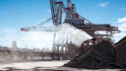 BLOGUE Qualité de l'air à Québec: la controverse autour des poussières métalliques rayonne jusqu'en