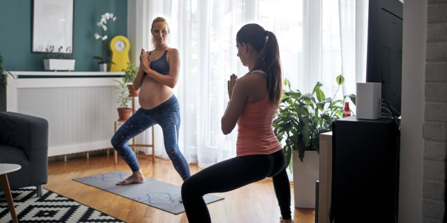 Exercise is a critical part of pregnancy health, researchers say.