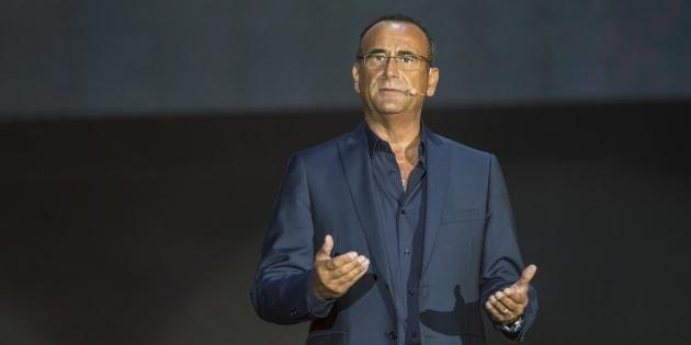 Carlo Conti vita privata: