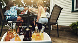 1 in 4 Canadians Admit They'd Take Someone Else's Party Beer: