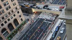 50.000 coureurs au départ du marathon de New York, cinq jours après l'attentat à